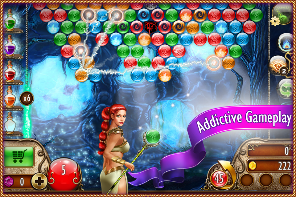 bubbles games for android